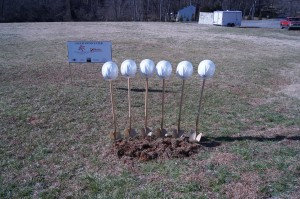 Groundbreaking for Salem Swim Center