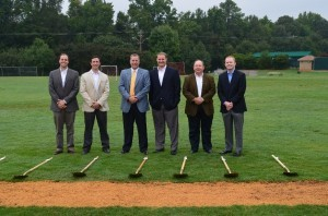 Harris YMCA Groundbreaking